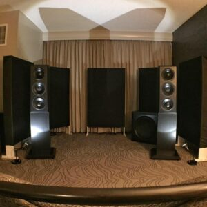 Catalyst 8C Powered Loudspeaker